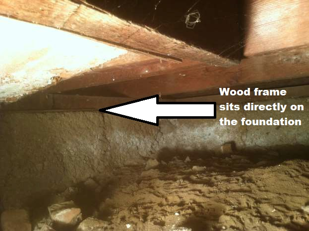 California residential mitigation program for Slab foundation vs crawl space